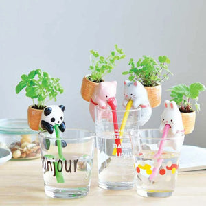 Chuppon Animal Sipping Planters