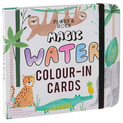Jungle Magic Water Cards