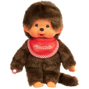 Monchhichi Classic Plush Toy - Red