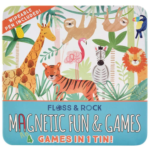 Jungle Magnetic Fun and Games Toy