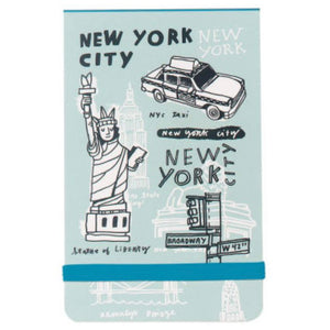 NYC Mini Journal