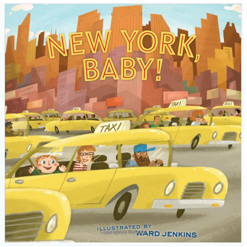 New York, Baby! (City Baby) Hardcover