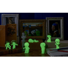 Smiski Glow In The Dark Museum Series