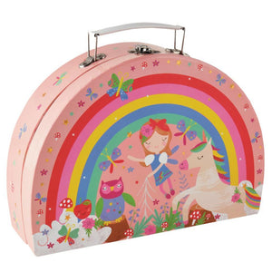 Rainbow Fairy Tin Tea Set