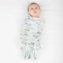 Up Up Away Muslin Swaddle