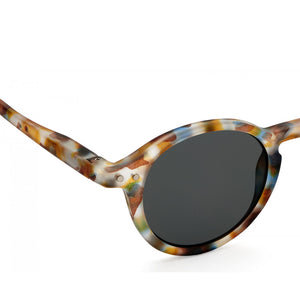 #D Sun Junior Sunglasses Blue Tortoise
