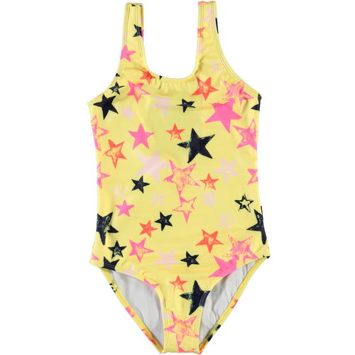 Nika Swimsuit-Multi Star