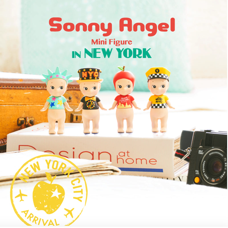 Sonny Angel New York City Series Limited Edition