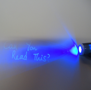 I-Spy Invisible Ink UV Pen