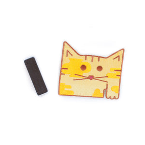 Ello There Pocket Mates Patches Cat & Paw