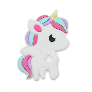 Rainbow Unicorn Teether