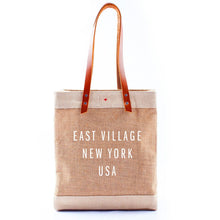 East Village Apolis + an.mé Market Tote