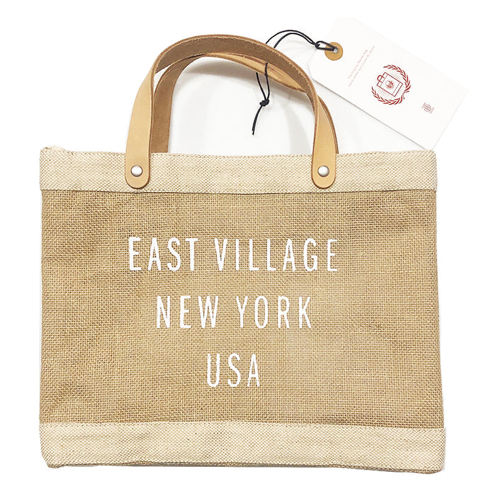 East Village Petite Market Bag