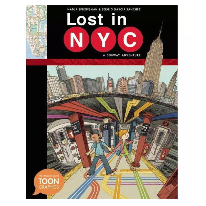 Lost In NYC A Subway Adventure