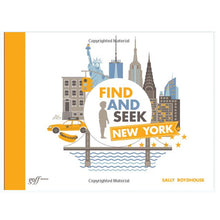 Find and Seek New York
