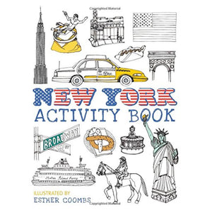 New York Activity Book