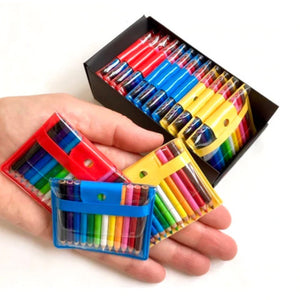 Mini Colored Pencil Pouch
