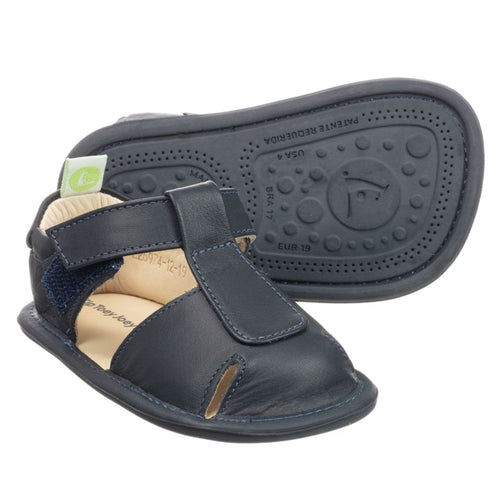 Parky Sandals - Navy