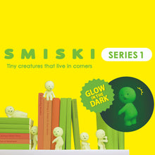 Smiski Glow In The Dark Figure Series 1