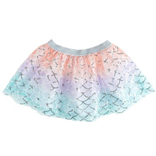 Navy and Gold Star Glitter Tutu