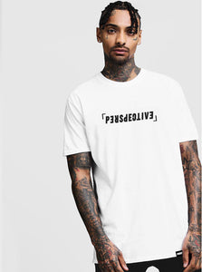 "Perspective Tee ""White"""