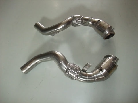 BMW X5 M F85/X6 F86 Downpipes