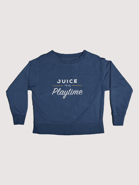 Juice Til unisex crew fleece sweatshirt