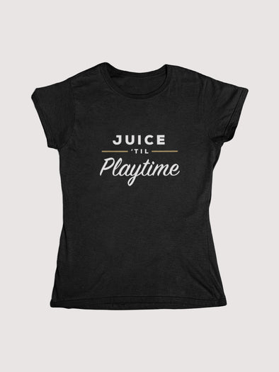 Juice Til unisex crew neck t-shirt