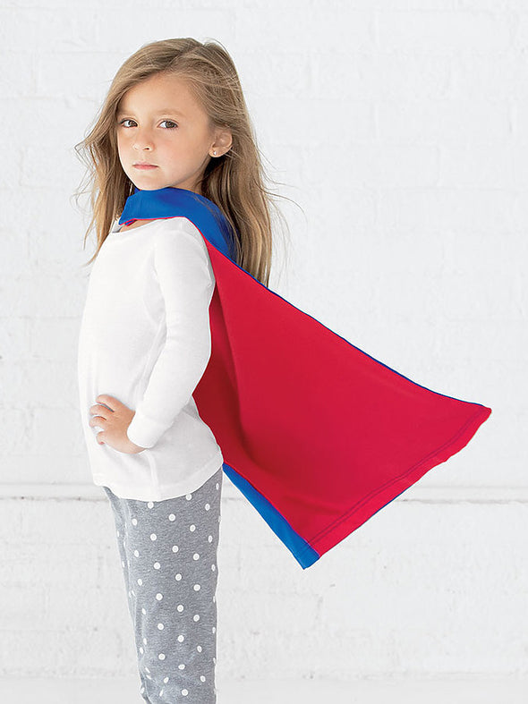 Cape Toddler Reversible Super Cape - One Size - Tony by Toni