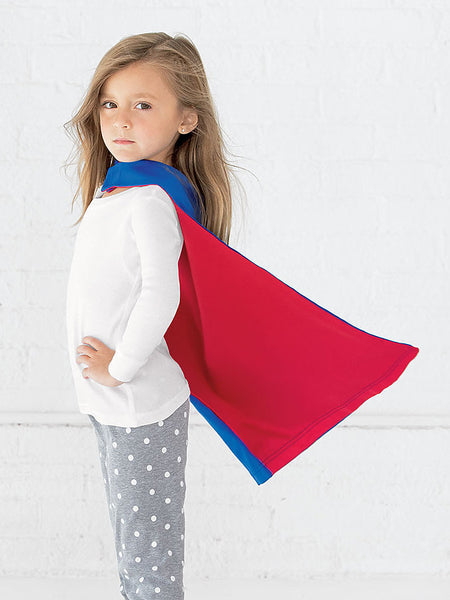 Toddler Reversible Super Cape - One Size