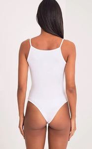 Ultimate White Bodysuit
