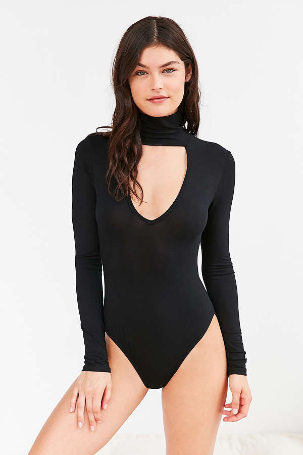 Longsleeve Turtleneck Bodysuit