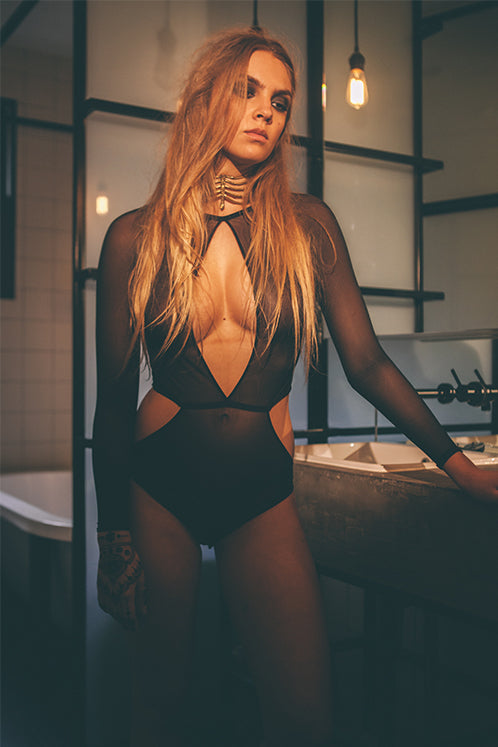 Fierce Bodysuit