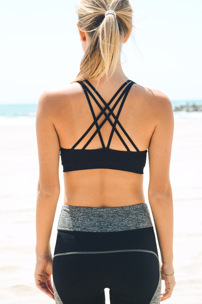 Jenna Strappy Crop