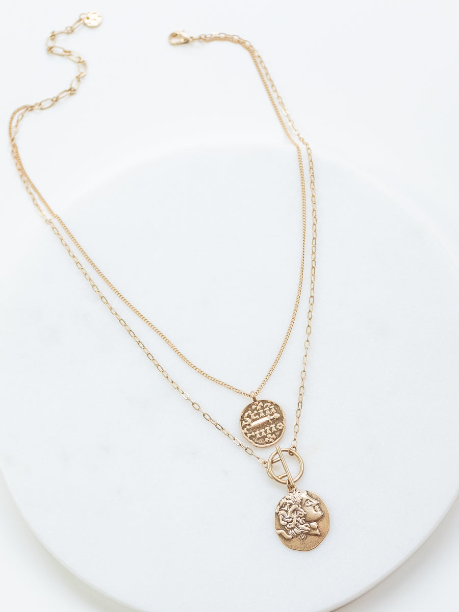Athena Necklace