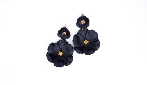 Camellia Drop Earrings