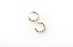Jessica Hoop Earrings