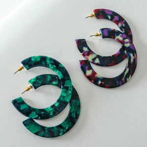 Kimme Earrings