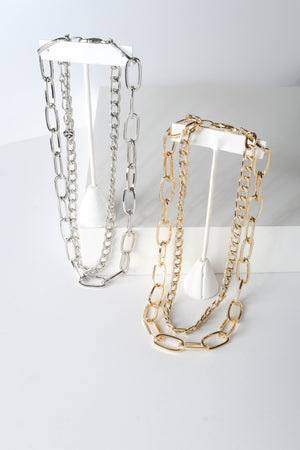 Nicole Chain Necklace