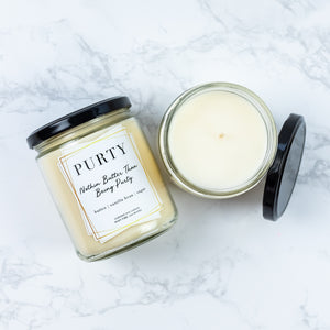 Nothin' Butter Than Being Purty Candle