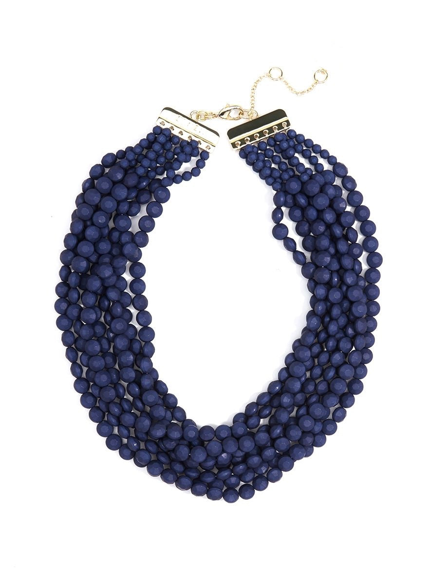 Tess Beaded Necklace
