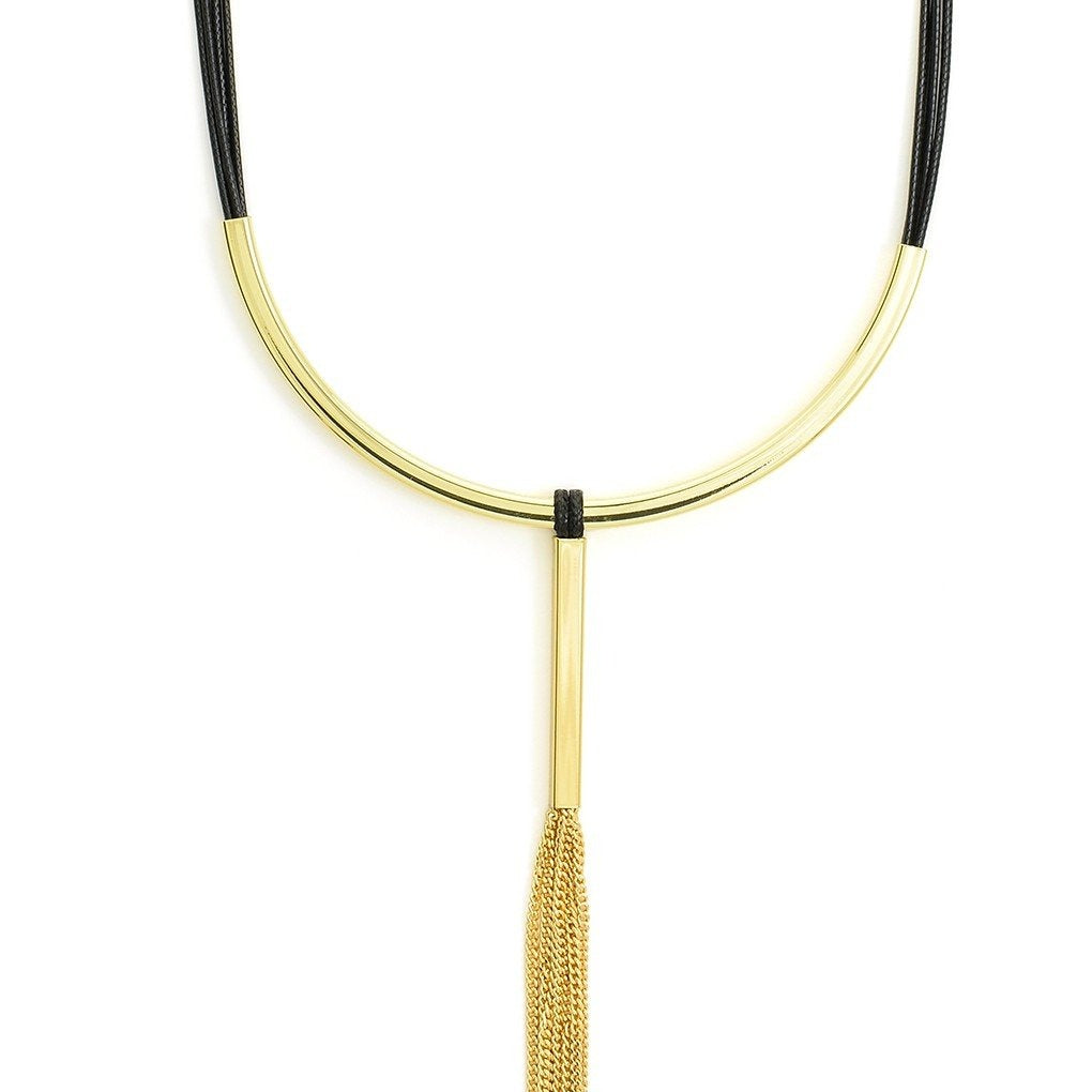 Val Tassel Necklace