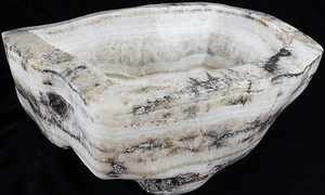 Agate Crystal Sink #10 (22