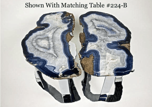 Large Agate Coffee Table #224B