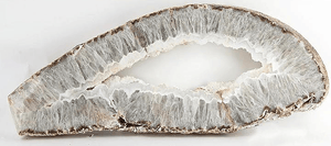 "Geode Slab #324 (32 1/2"" x 14"" x 2"") {Contact For Price} Geode-Slab-324"