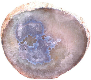 Giant Agate Geode Slab #283B SOLD!