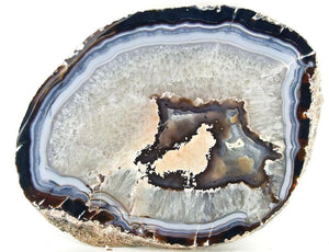 "Giant Agate  Slab #343 (25"" x 20"" x 1 1/2"" thick) {Contact For Price}"