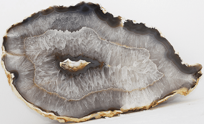 "Giant Agate Slice #110-EH (24"" x 14.5"" x 1 3/4"" Thick) (ON-HOLD!)"