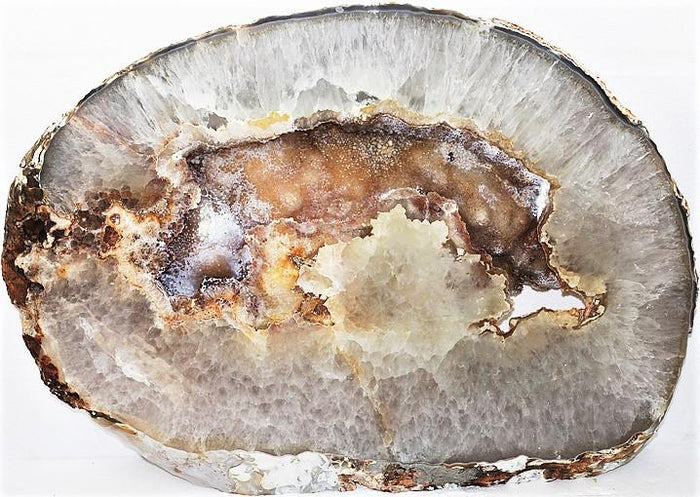 "Giant Geode Slab #134 (39"" x 28"" x 2.5"" Thick) (Contact for Pricing)"