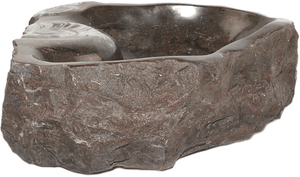 Grande Fossil Marble Sink #159-EH
